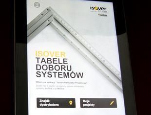 ISOVER Floor Matrix – poradnik dla projektantów do pobrania na iPady!