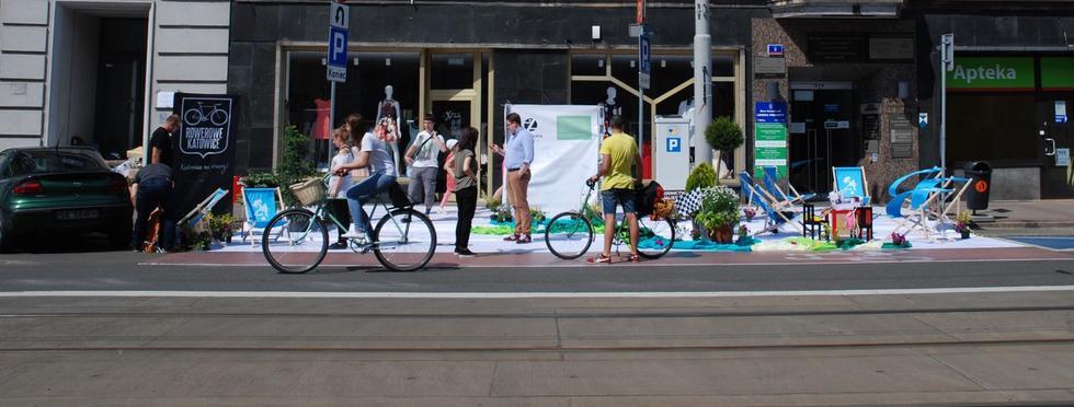 Nowe życie starych ulic – projekt dla Gliwic, Krakowa i Warszawa
