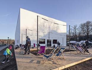 Otwarta struktura – o projekcie Muzeum nad Wisłą Szymon Kalata