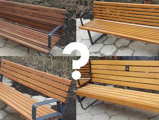 Nowe ławki dla Warszawy [WIDEO]