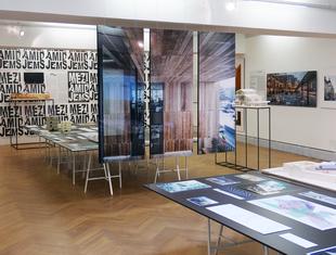 JEMS Architekci z wystawą w Czechach